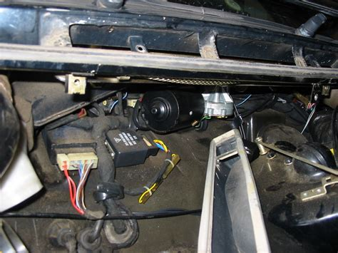 repair windshield wipe control 2002 porsche boxster windshield wipe control need to check windshield wiper motor and relay for possible replacement pelican parts forums