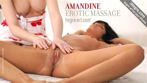 Amandine Erotic Massage