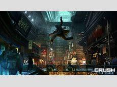 Parkour The Cyberpunk Sport Neon Dystopia