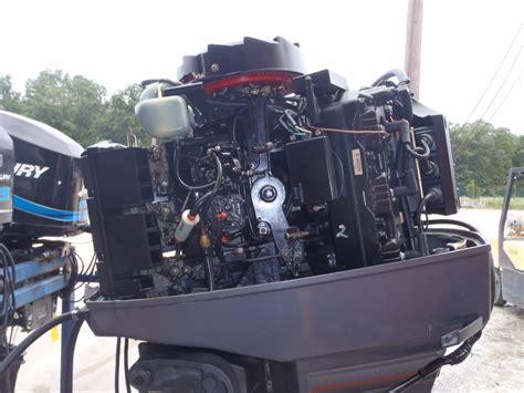 Sw Boats Motors by Used 1990 Mariner 200xl Sw 200hp 2 Stroke Outboard Boat