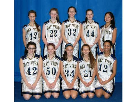 Bay View Academy's Jv Basketball Team Takes Home Second