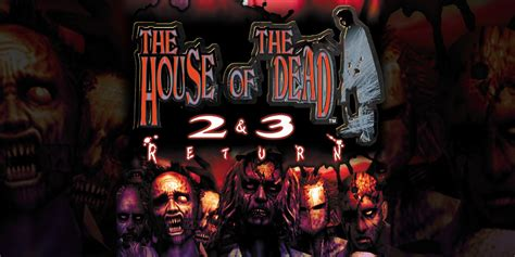 The House Of by The House Of The Dead 2 3 Return Wii Nintendo