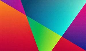 Abstract Triangles Wallpapers