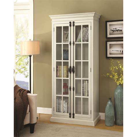Coaster Curio Cabinet by Coaster Curio Cabinets White Curio Cabinet Rife S Home