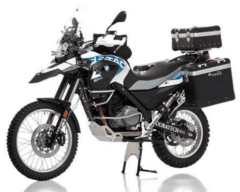 Touratech Builds Ultimate Bmw G650gs Sertao Mcn