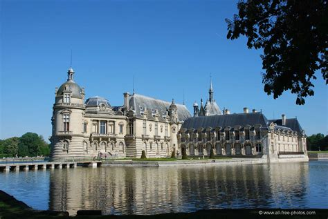 photo castle of chantilly