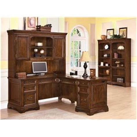 wynwood woodlands executive desk flexsteel wynwood collection woodlands traditional