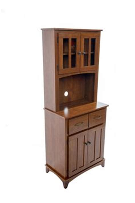 standing kitchen cabinet amish oak microwave stand with hutch 6320 ideas for home 2487