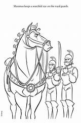 Coloring Disney Pages Horse Tangled Colouring Rapunzel Maximus Horses Cartoon Printable Drawing Drawings Getcolorings Print Colo Character Colorings Adult Cartoons sketch template