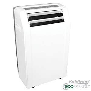 koldfront pacw ultracool  btu portable air conditioner white lowes air conditioner