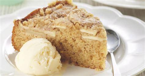 apple cake recipes   rising flour