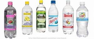 flavored water brands