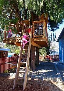 Baumhaus Für Kinder : f r kinder ist ein baumhaus die erf llung eines traumes 100 bilder ~ Orissabook.com Haus und Dekorationen