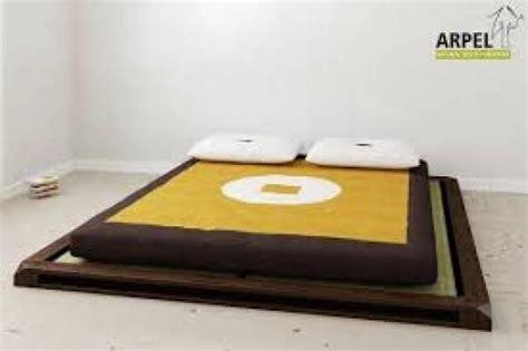letto futon futon e tatami dormire alla giapponese