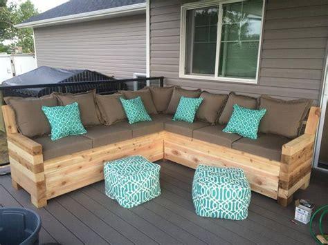 diy pallet outdoor sectional sofa devine paint center