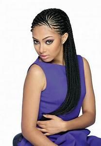 Coiffure Tresse Africaine : model de coiffure femme africaine ~ Nature-et-papiers.com Idées de Décoration