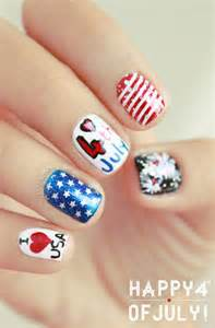 Gallery for gt th of july nail designs