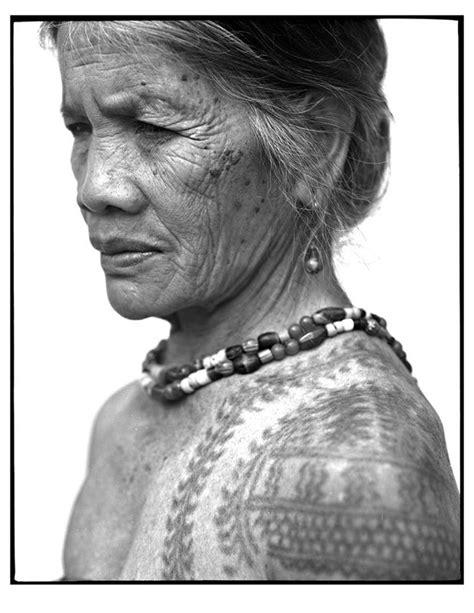 Tattooed women of Kalinga region in the Philippines   Researching   Filipino tattoos, Filipino