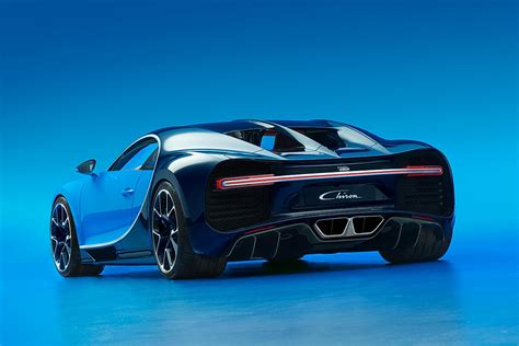 261 Mph To Km by Bugatti Chiron Rockets To Geneva Motor Show With Nearly