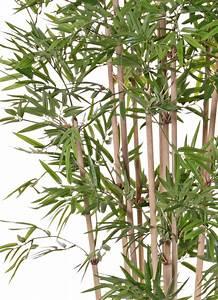 Künstliche Palmen Für Draußen : kunstblumen kunstpflanzen top art int detailansicht uv sicher bambus bl tter ~ Frokenaadalensverden.com Haus und Dekorationen