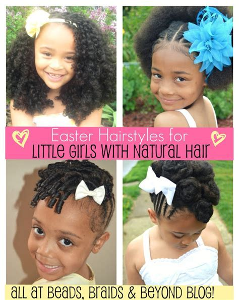 Beads, Braids and Beyond: Easter Hairstyles for Little