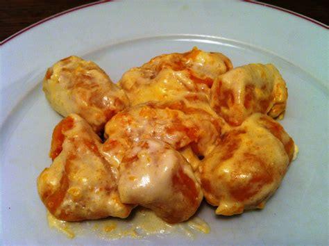 recette de cuisine italienne traditionnelle gnocchi fondant de potiron à la feta envie de cuisiner