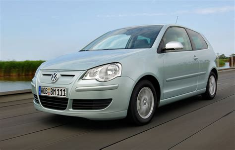 Volkswagen Polo Hd Picture by 2006 Volkswagen Polo Bluemotion Hd Pictures