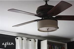 Best ideas about ceiling fan redo on