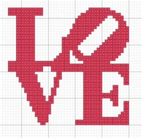 valentine perler bead patterns  create