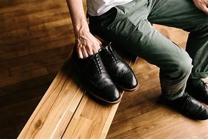 Shoes Leather Polish Longer Thread Last Shoe
