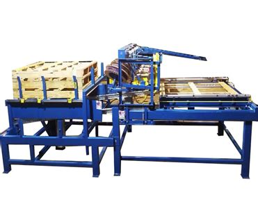 hot selling wood pallet notching machine stringers pallet