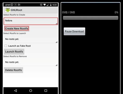 phone without how to install linux on android phone without rooting