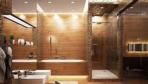 Spot Led Salle De Bain : choisir l 39 clairage d 39 une salle de bain ~ Edinachiropracticcenter.com Idées de Décoration