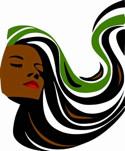 Salon Hair Clipart Spa Clip Hairstylist Revamp