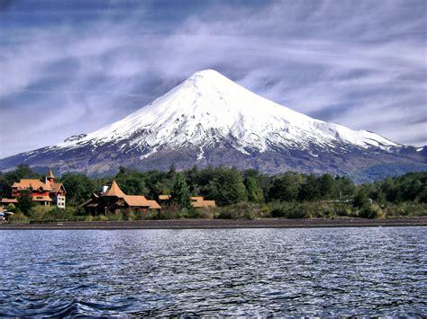 Volcan Osorno-CHILE