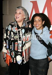 Tyne Daly and daughter Elizabeth Brown during Ms Magazine ...