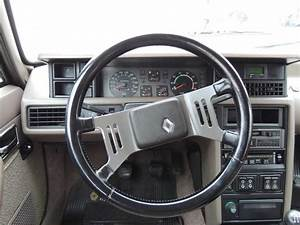 Renault 18 2 0l Gtx Ii Break 1988  Tecnolog U00eda Para
