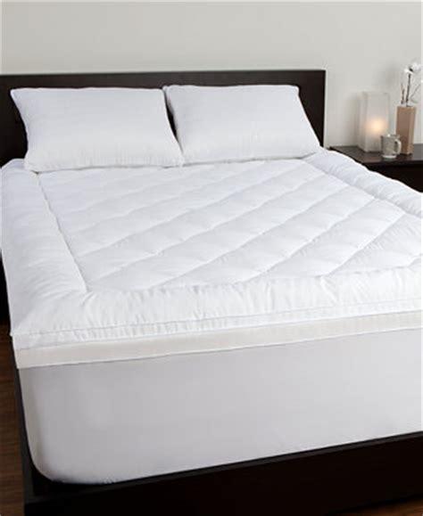 macys mattress topper comfort revolution 3 quot 1 quot memory foam mattress toppers