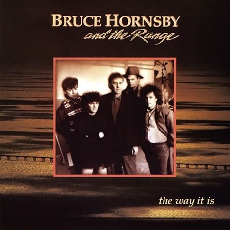 bruce hornsby the range the way it is by bruce hornsby and the range lp with passat55 ref 114767036