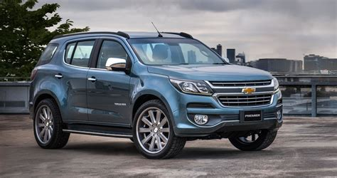 Chevrolet Trailblazer Picture by Este 233 O Novo Chevrolet Trailblazer 2017 Que Chega No
