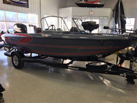 Fish And Ski Boats For Sale by 2017 New Triton 186 Ski And Fish Boat For Sale