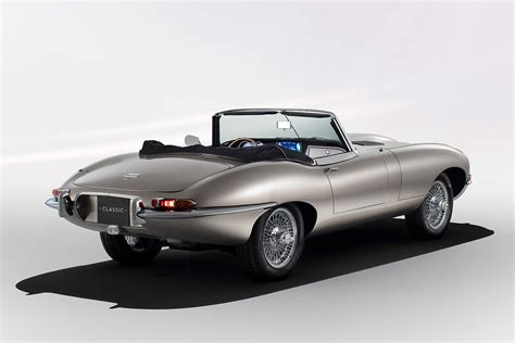 Confirmed Jaguar Building The Electric Type Zero
