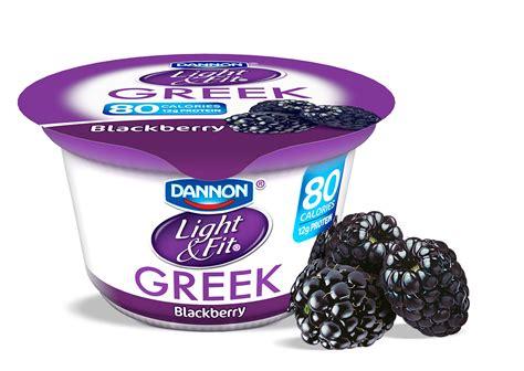 light and fit greek yogurt nutrition blackberry greek yogurt light fit