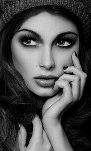 Female Portrait Photography Color