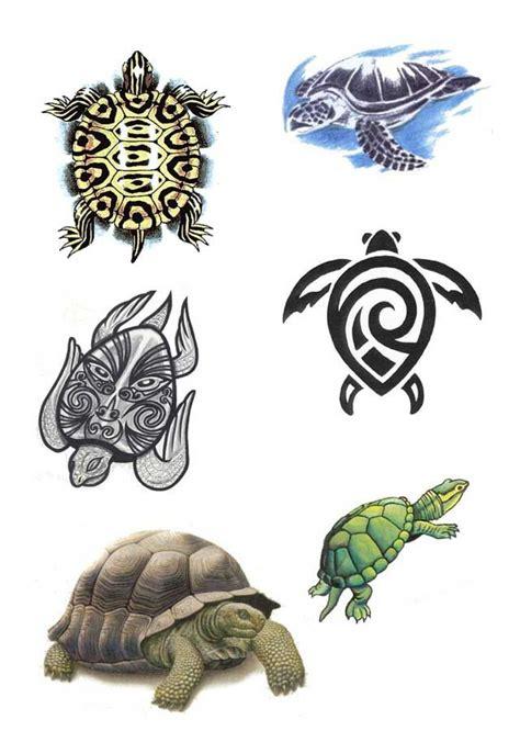 sea turtle foot tattoos tribal sea turtlefree handed