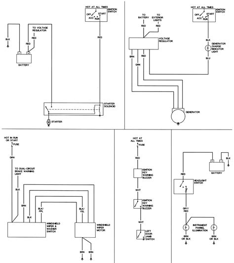 Volkswagen Start Wiring Diagram by Working On 1971 Beetle With Regulator Problemes