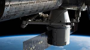 U.S. Cargo Spacecraft Set for Departure from Space Station ...