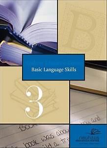 Basic Language Skills Manual Book 3