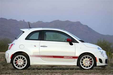 2012 Fiat 500 Abarth Review [w/video]