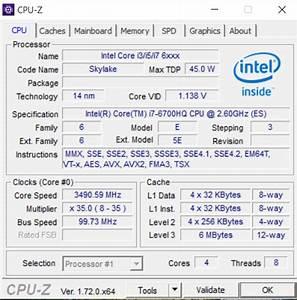 Intel Skylake Core i7-6700HQ and Core i7-6500U review ...